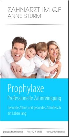 Download - Flyer Prophylaxe